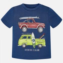 """T-SHIRT M/C 'CARS"""""""