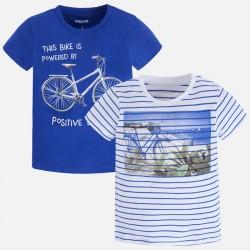 Lot de 2 T-Shirt