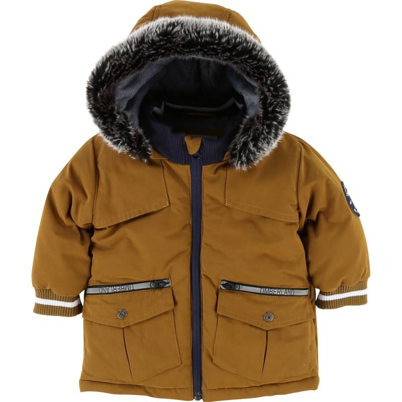manteau garçon timberland