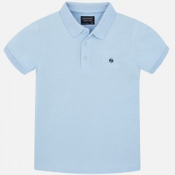 Polo m/c grain d'orge basic
