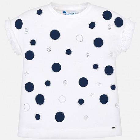 T-shirt m/c fantaisie