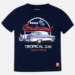 T-shirt m/c voiture