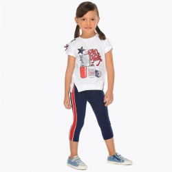 Ens.T-Shirt et Legging