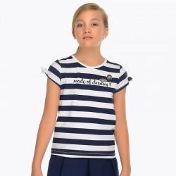 T-shirt m/c raye
