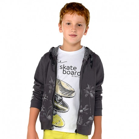 "T-shirt m/c ""skateboard"""