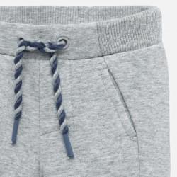 Pantalon peluche basic