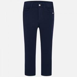 - Pantalon peluche basic
