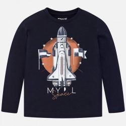 - T-shirt m/l fusee