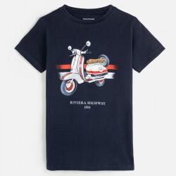 "T-shirt m/c ""riviera"""