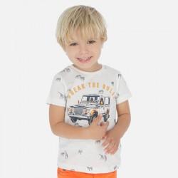 T-shirt m/c imprime