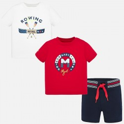 Ens. T-Shirts et Short