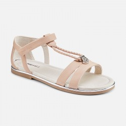 - Sandales basic