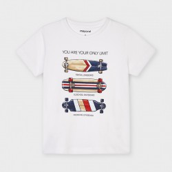 - T-shirt m/c skateboads