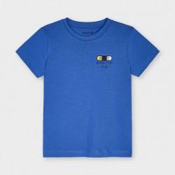 - T-shirt m/c never stop