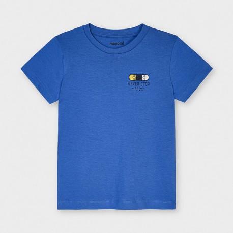 T-shirt m/c never stop