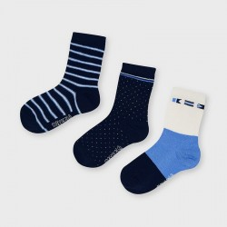 - Set 3 paires de chaussettes