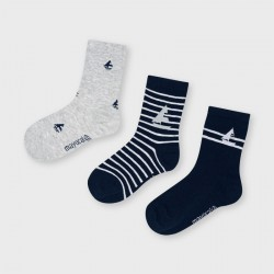 Set 3 paires de chaussettes