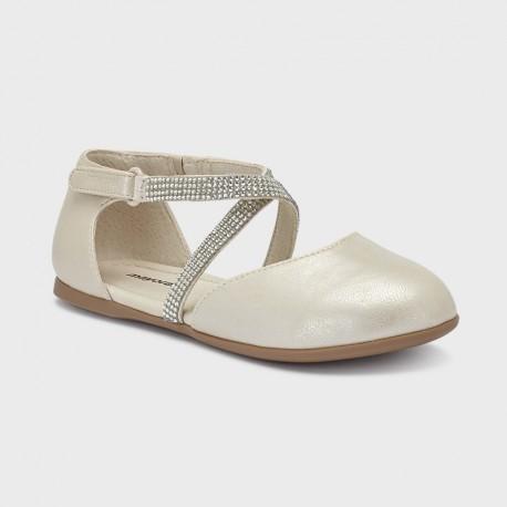Chaussures talon brillant