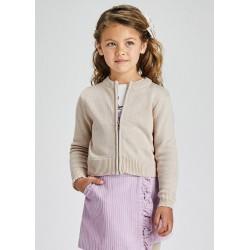 - Veste ECOFRIENDS tricot fille