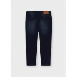 Pantalon long jean soft denim jogger garcon