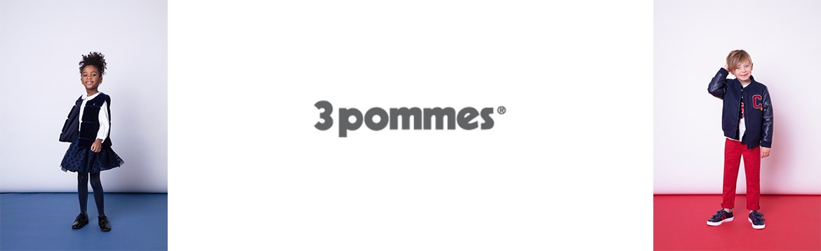 3 Pommes Collection