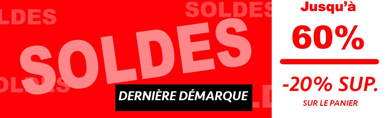 Derniere Demarque : -20% supplementaire